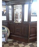 Original Bank Teller Window and Wall - $29,500.00