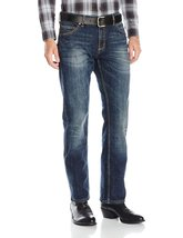 Wrangler Men's Retro Slim Fit Straight Leg Jean, Bozeman, 30x32 - $49.95