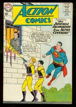 ACTION COMICS #315 1964-SUPERMAN-JUVENILE DELIQUENTS FN - $37.83
