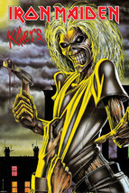 Iron Maiden Killers Poster - $5.90