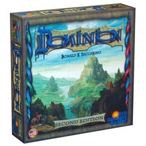 Dominion: 2nd Edition Board Game Upgraded cover... - $37.39