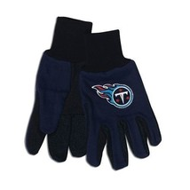 Wincraft NFL Tennessee Titans Two Tone Utility Gloves 6332 - $12.19