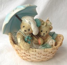 Cherished Teddies Beth & Blossom Friends are Never Far Apart 950564 Box Papers