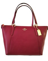 Coach Crossgrain Leather Ava Tote Bag - $490.05