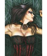 Vampire Girl Poster - $5.90