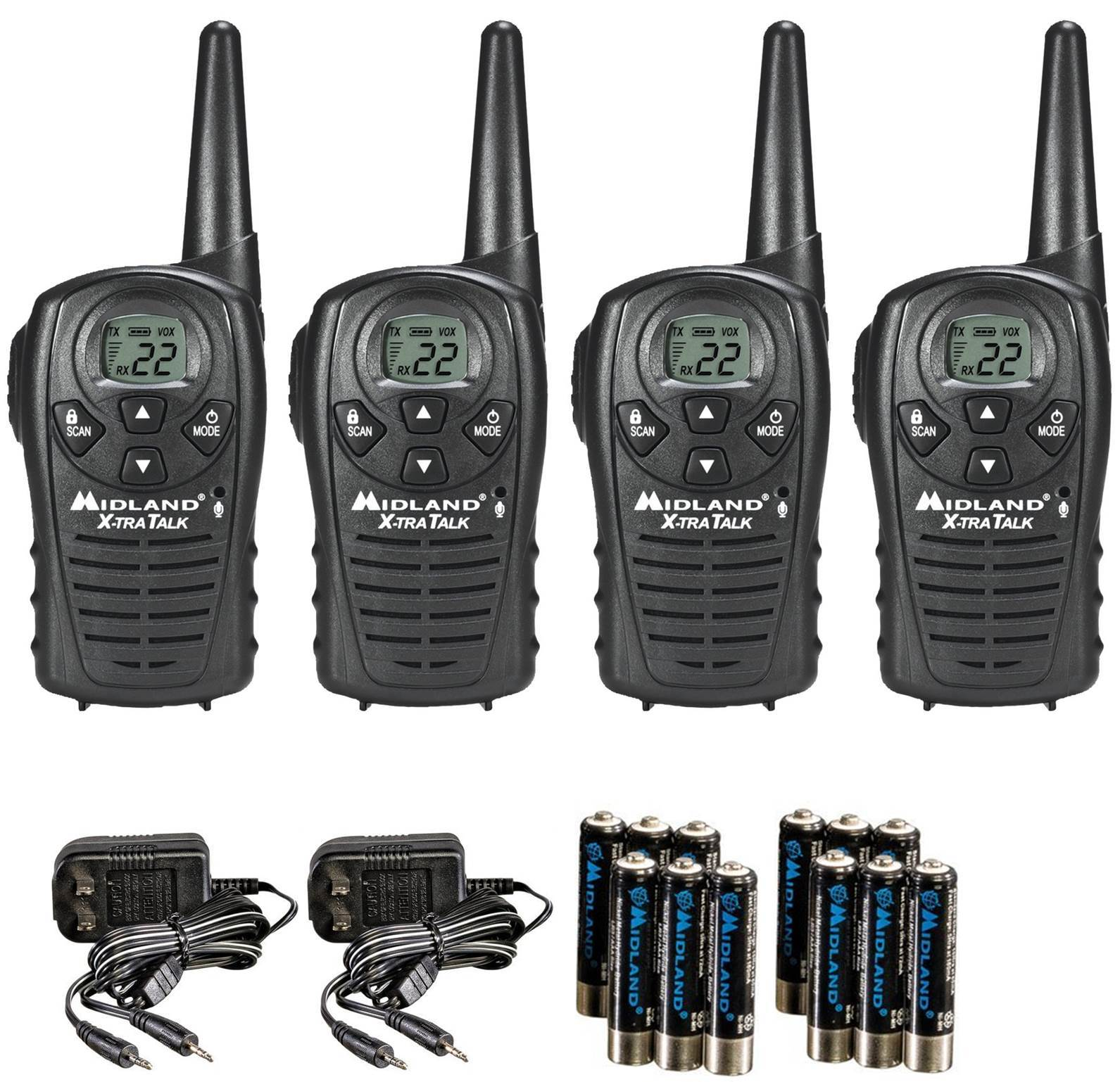 Midland Walkie Talkie >> Midland Walkie Talkie 18 Listings