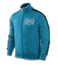 NIKE ARSENAL AUTHENTIC N98 JACKET Teal/White. - $99.99
