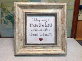 NEW Rustic Looking Photo Picture Frame