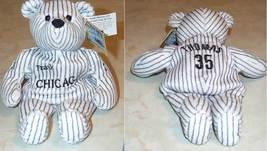 Salvino's Bammers Bear Chicago Frank Thomas No. 35 - $12.00