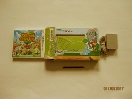 Lime  Nintendo New 3ds xl  w Mario World  & More!!! - $279.99