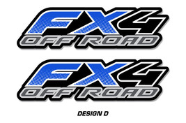"Fx4 Off Road Truck Bed Decal Set For Ford F150 Raptor Vinyl Stickers 15""... - $29.65"