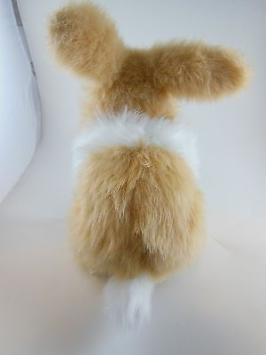 "Adorable 10"" FurReal Friends Bunny Rabbit Hops Moves Sniffs Cute ! Hasbro 2011"