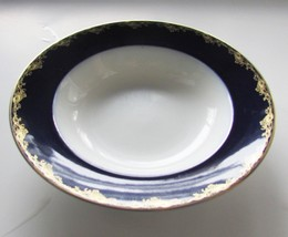 ROSENTHAL FREDERICK THE GREAT COBALT BLUE RIM W... - $60.00