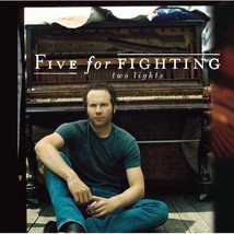 Two Lights by Five for Fighting (CD, 2006) - $8.00