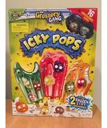 The Grossery Gang New Icky Pops 16 Grosseries  - $28.90