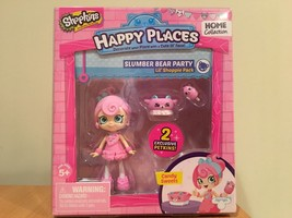 Shopkins Happy Places Candy Sweets Lil Shoppie 2 Exclusive Petkins - $15.79