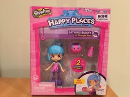 Shopkins Happy Places Polli Polish Lil Shoppie 2 Exclusive Petkins - $15.79