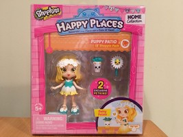 Shopkins Happy Places Daisy Petals  Lil Shoppie 2 Exclusive Petkins - $15.79