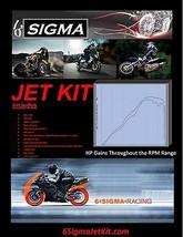 08-12 Kawasaki Ninja EX250J EX250 EX250R 250 R Carburetor Carb Stage 1-7 Jet Kit - $43.97