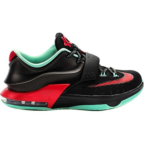 62ae96abe9f2 416y55dhswl. 416y55dhswl. NIKE KD VII (GS) Boys Basketball Shoes 669942-600 Action  Red Black-. NIKE KD ...