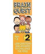 Brain Quest Grade 2, revised 4th Edition : 1,00... - $11.95