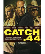 Catch .44 (DVD, 2011) - $7.00