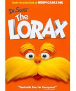Dr. Seuss The Lorax (DVD, 2012) - $6.00