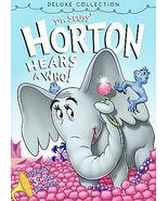 Dr. Seuss - Horton Hears a Who (DVD, 2008, Delu... - $7.00