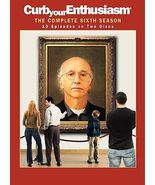 Curb Your Enthusiasm: The Complete Sixth Season... - $12.00