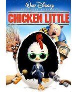 Chicken Little (DVD, 2006, Widescreen) - $6.00