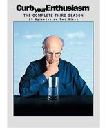 Curb Your Enthusiasm: The Complete Third Season... - $12.00