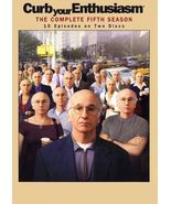 Curb Your Enthusiasm: The Complete Fifth Season... - $12.00