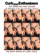 Curb Your Enthusiasm: The Complete First Season... - $12.00