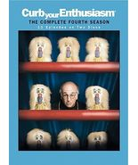 Curb Your Enthusiasm: The Complete Fourth Seaso... - $12.00