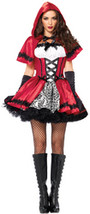 Women's Costume: Gothic Red | Large - $68.99