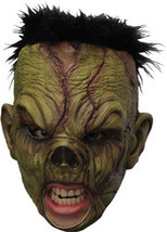 Costume Mask: Monster Deluxe Chinless Latex Mas Mask - $29.99