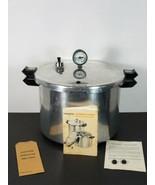 Presto, 17 Qt Preservation 500 Pressure Canner & Cooker. In Original Box... - $88.19