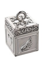 Guardian Angel Prayer Box & Angel Feather Charms by Ganz - $5.27