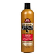 DAILY DEFENSE SHAMPOO'S / CONIDITONERS 16 FL OZ (Keratin Enriched Condit... - $10.95
