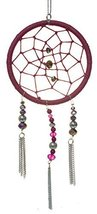 Ganz 7 Inch Long Hanging Beaded Dream Catcher (Pink) - $223,38 MXN