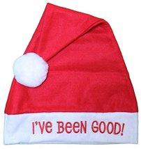 "Jacobson Hat Company ""I've Been Good"" 18 Inch Santa Hat - €3,43 EUR"
