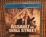 Assault on Wall Street (Blu-ray,2013)Purcell(Legends of Tomorrow)Boll(Bloodrayne