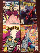 Sleepwalker Marvel Comics Lot of 5 # 9 10 13 14 25 - $1.99
