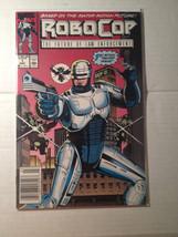 ROBOCOP #1 MARCH 1990 MARVEL COMICS  - $5.00