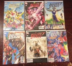 Lot of 10 Justice Society of America DC Comics 2008 #12 15 16 17 18 20 2... - $5.99