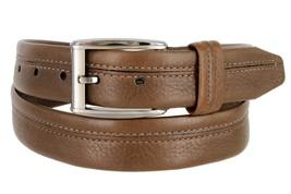 Lejon Belt Harvard Full Grain Waxy Glove Leather Dress Belt - $71.78