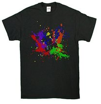 "Men's ""Art Is Life"" Positive Motivational T-Shirt (3X-Large, Black) - $18.20"