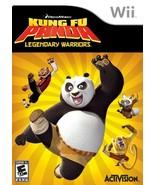 Kung Fu Panda: Legendary Warriors [Nintendo Wii] - $5.68