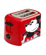 Disney DCM-21 Mickey Mouse 2 Slice Toaster One ... - $25.86