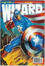 Wizard Comic Book Magazine #45 Marc Silvestri Adam Hughes Jim Shooter Ma... - $4.50